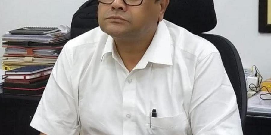 Principal Secretary of Health Sanjay Kumar