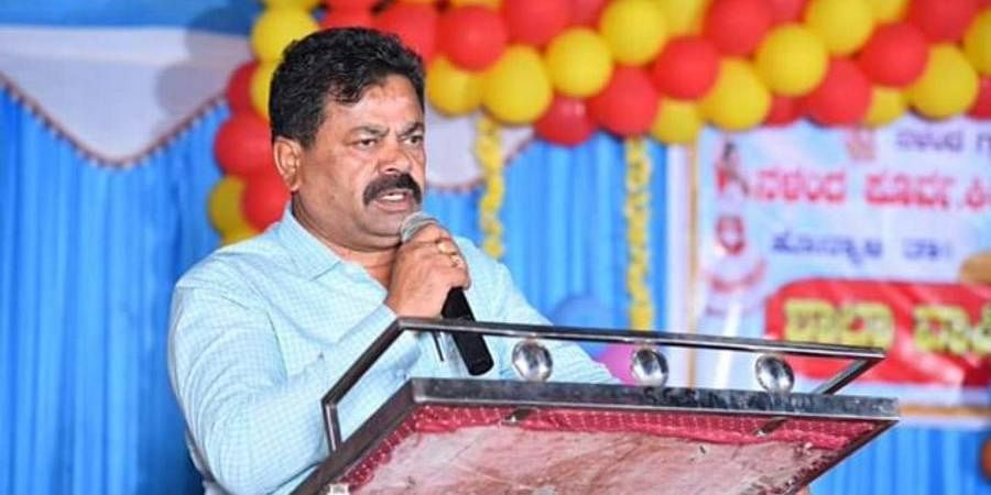 KarnatakaBJP MLARenukacharya