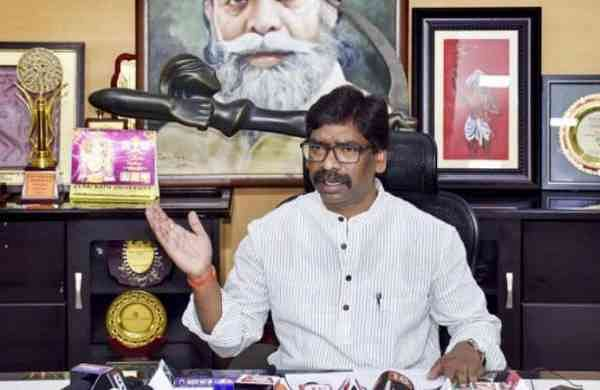 Jharkhand CM Hemant Soren files case against Godda MP