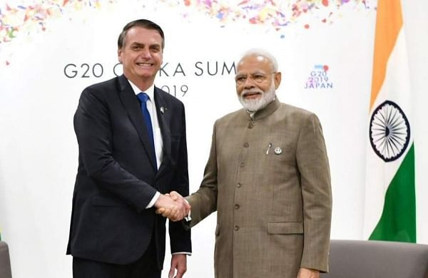 Bolsonaro thanks Modi for allowing export of raw material to produce hydroxychloroquine
