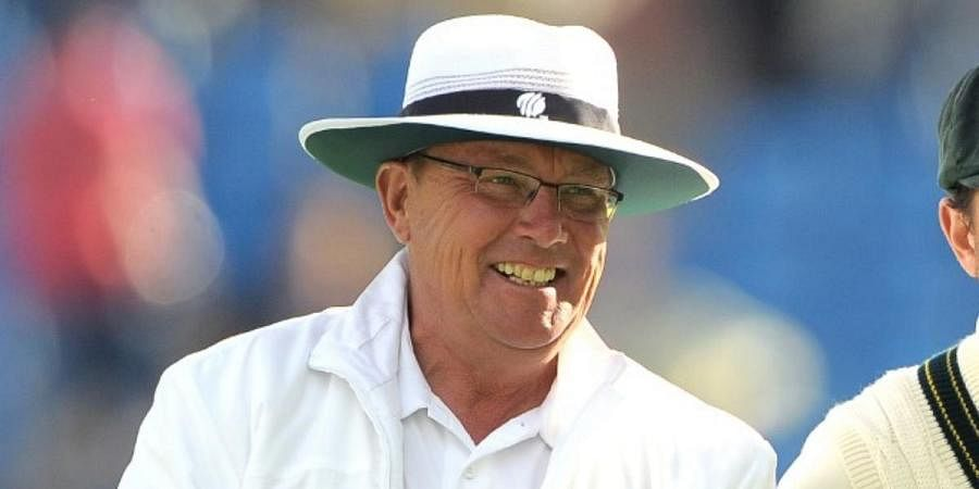 Former ICC Elite Panel umpire Ian Gould