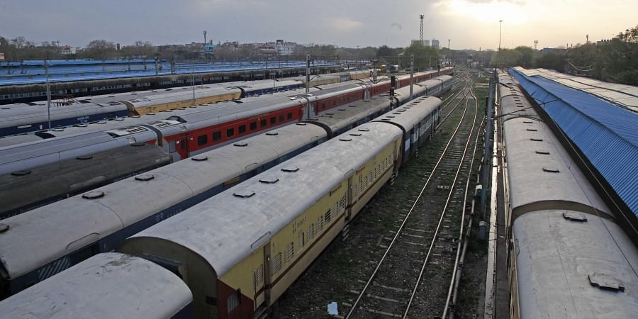 Railway, Trains