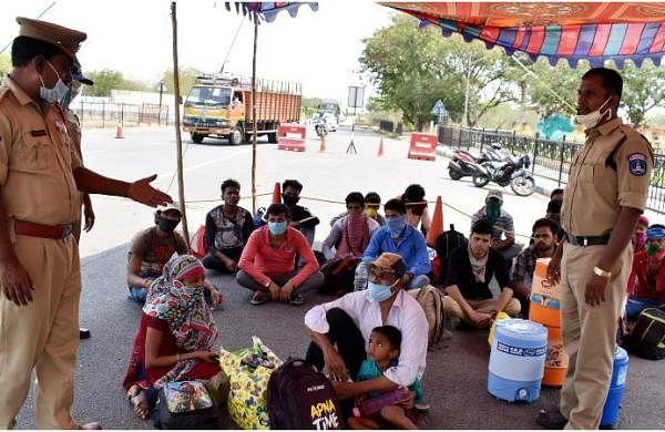 Migrant dies in Hyderbad while on his way home to Tamil Nadu