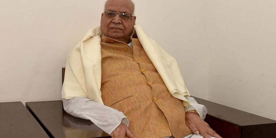 Madhya Pradesh Governor Lalji Tandon