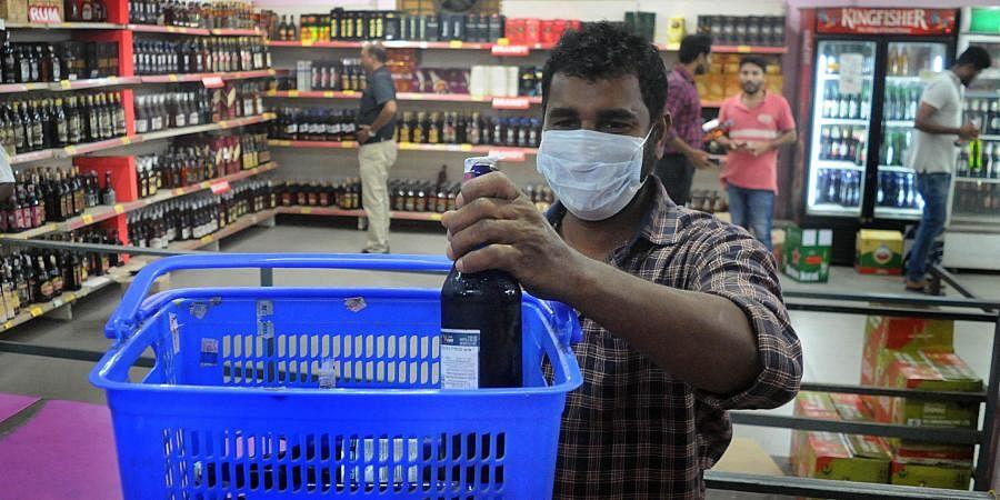 liquor store, Kerala liquor store