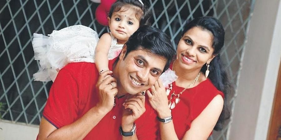 Shwetha Prasad is part of Superbottoms online community where mothers can vent about the stress they are facing during lockdown
