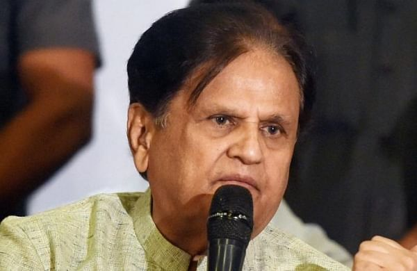 Doubling farm income by 2022 is another 'jumla', says Congress leader Ahmed Patel