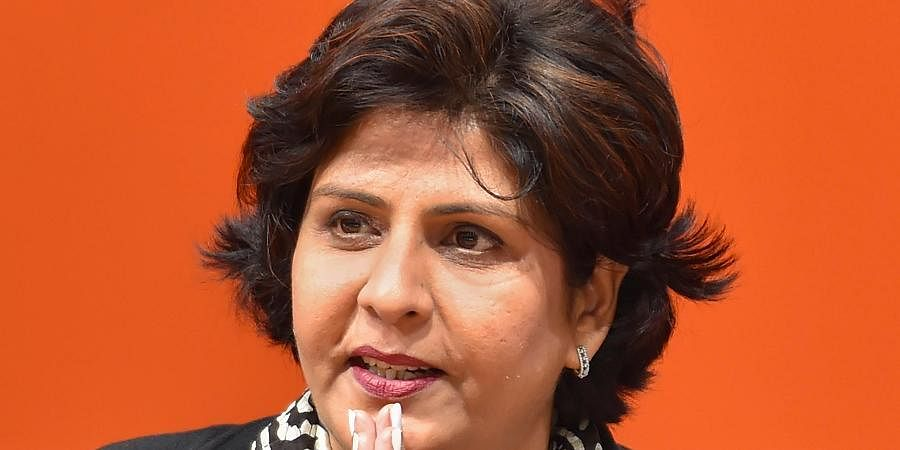 Renowned para-athlete Deepa Malik