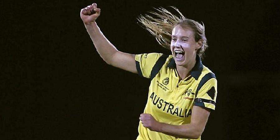 Australiaall-rounder Ellyse Perry