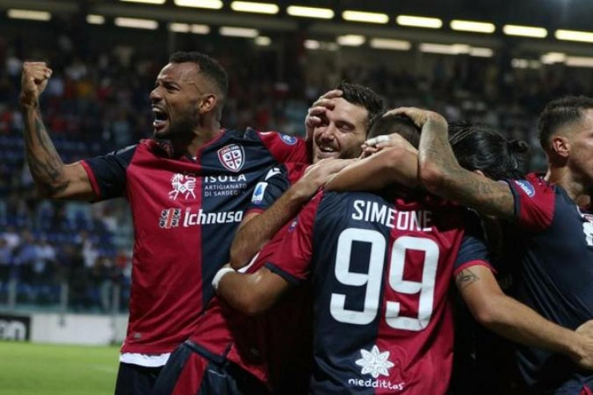 Cagliari players give up month's salary to avoid team layoffs- The New  Indian Express