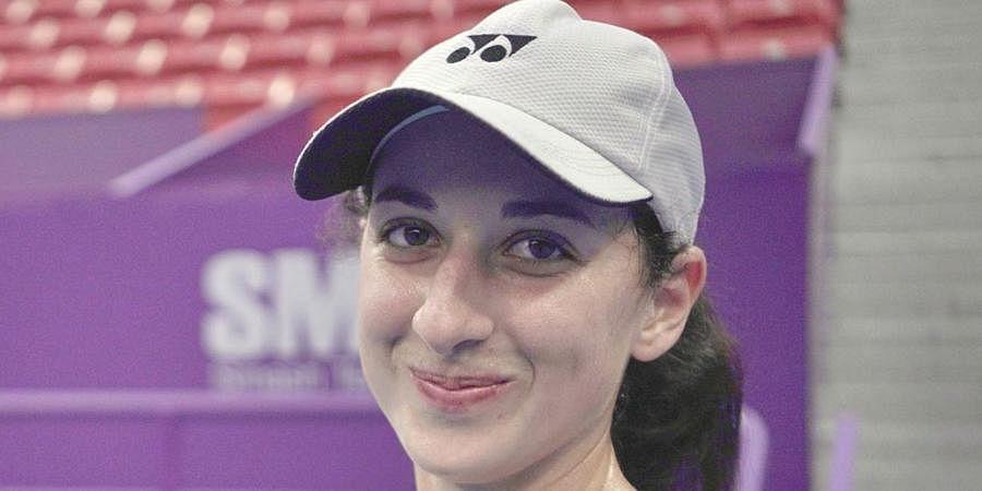 Algerian tennis playerInes Ibbou