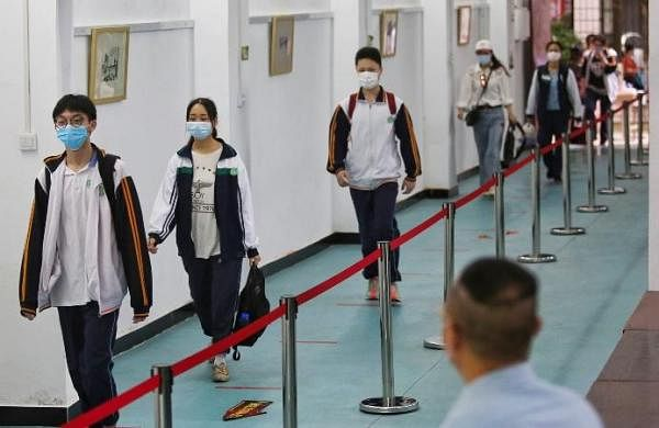 China reports 23 new asymptomatic coronavirus cases, mostly in Wuhan; tally rises to84,106