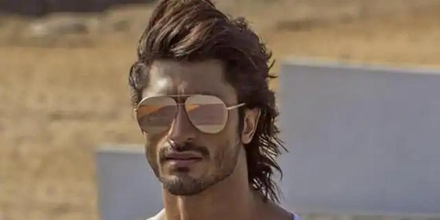 Bollywood actor Vidyut Jammwal