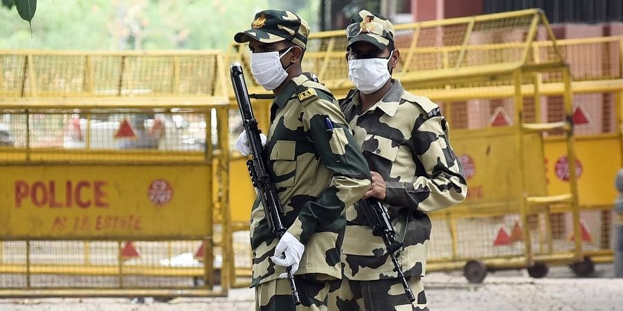 BSF personnel
