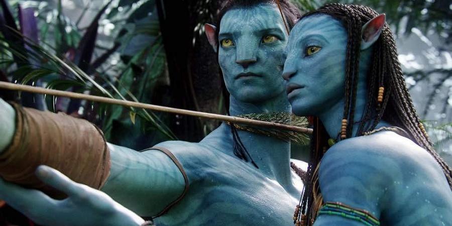 A still from Avatar