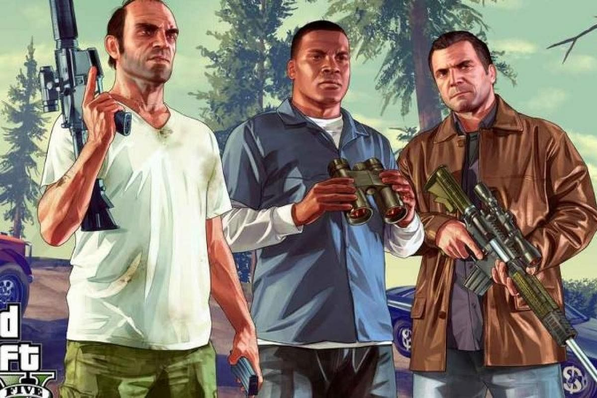 Rockstar's GTA V now available for free download on Epic Game Store! This  is what you need to do- The New Indian Express