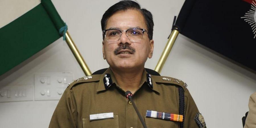 Jitendra Kumar, ADGP (police headquarters), Bihar.