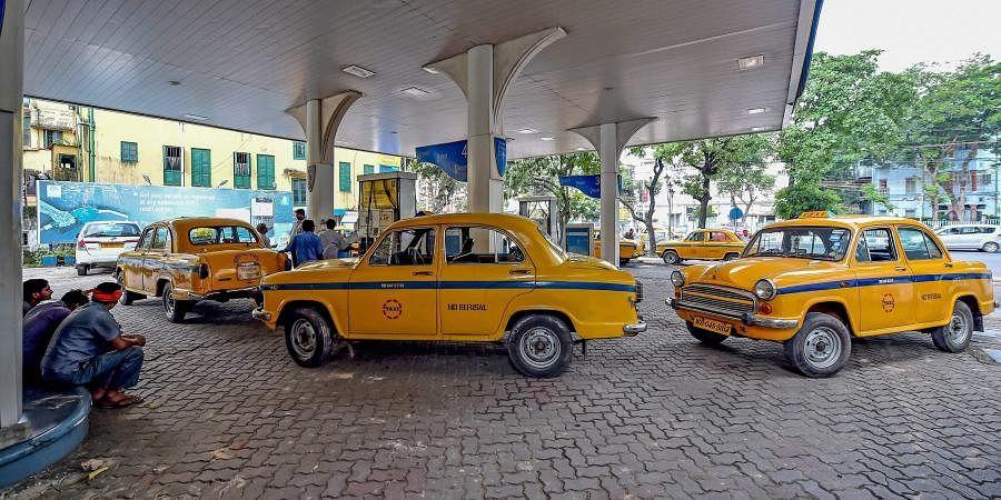 Kolkata Taxi, Ambassadors