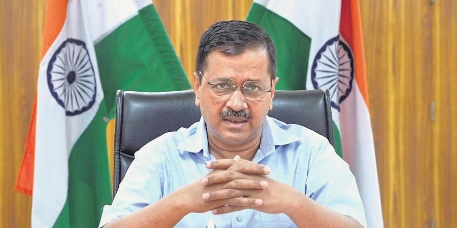 CM Kejriwal addressed the citizens through a series of videos online