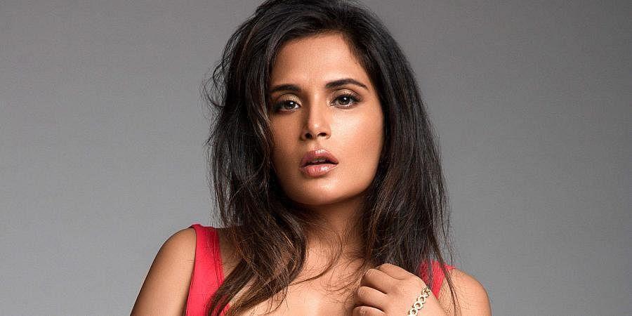Bollywood actress Richa Chadha
