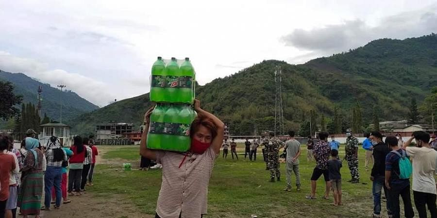 Arunachal Pradesh soft drinks