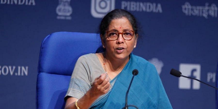 FM Nirmala Sitharaman, finance minister, nirmala sitharaman