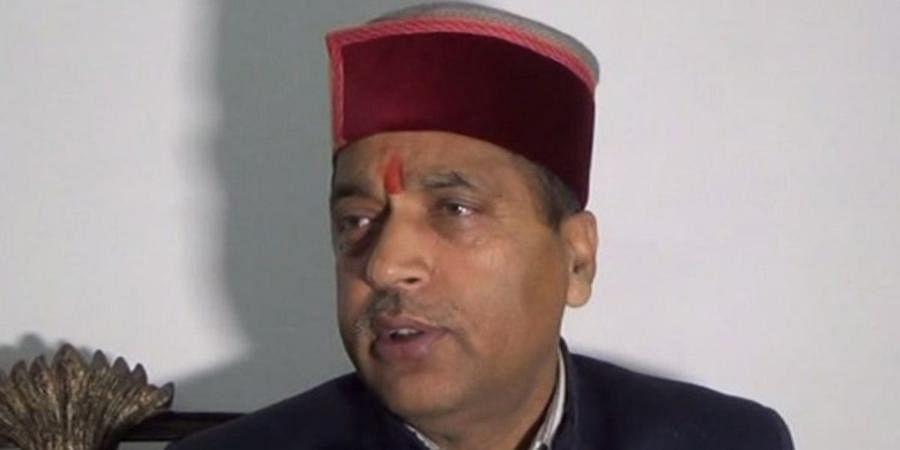 Himachal Pradesh CMJairam Thakur