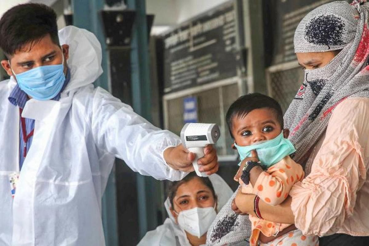 COVID-19 HIGHLIGHTS | India tally crosses 1 lakh mark; Maharashtra leads  with over 35,000 cases- The New Indian Express