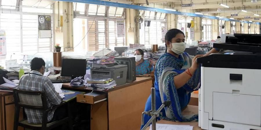 Tamil Nadu government staff, workplace