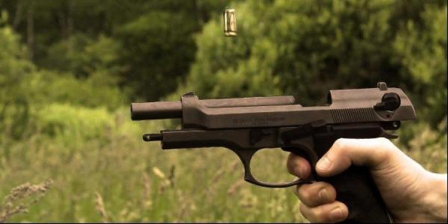 gun, fire arms, attack, gunman