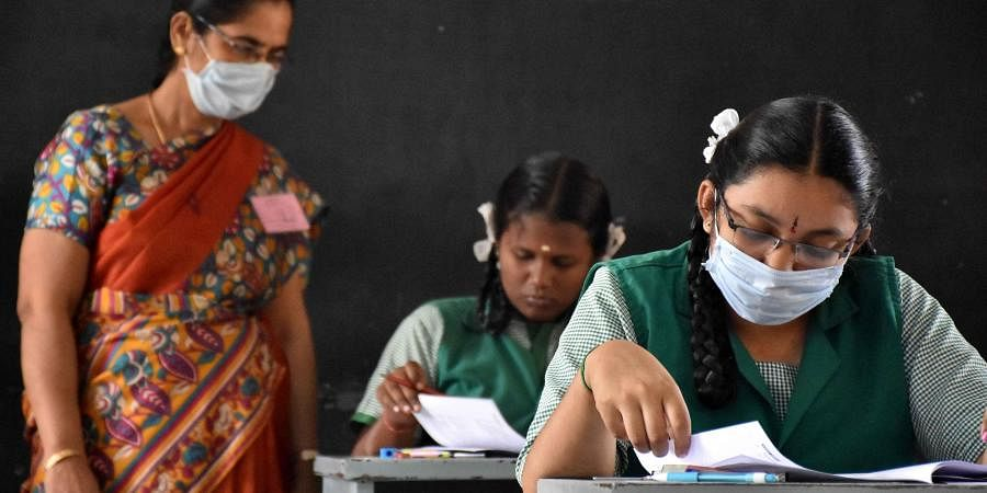 Exams, Coronavirus, School students