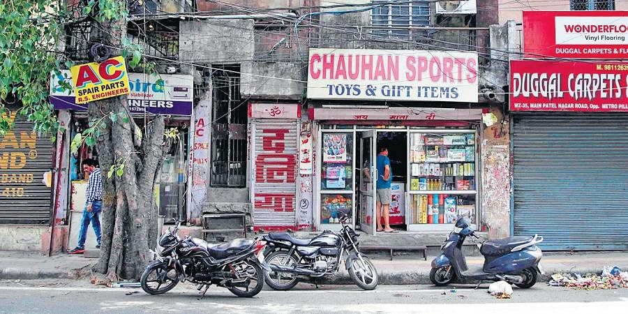 While some stores will open for business, many traders associations have decided to keep shutters down till lockdown is lifted