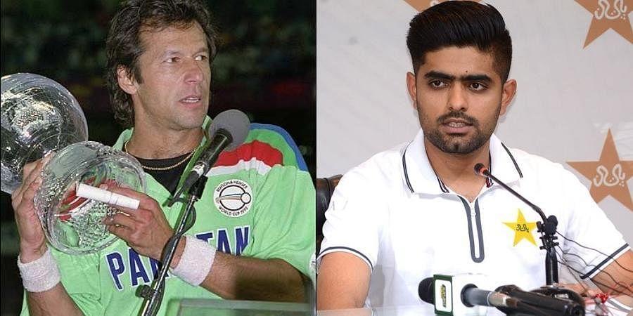 Pakistan captain Babar Azam wants to be like Imran Khan, here is ...