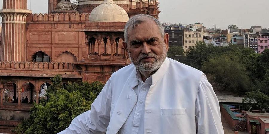 Delhi Minorities Commission chief Zafarul Islam Khan