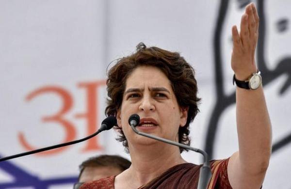 Does Uttar Pradesh govt want to abolish constitutional rights of labourers, asks Priyanka Gandhi Vadra