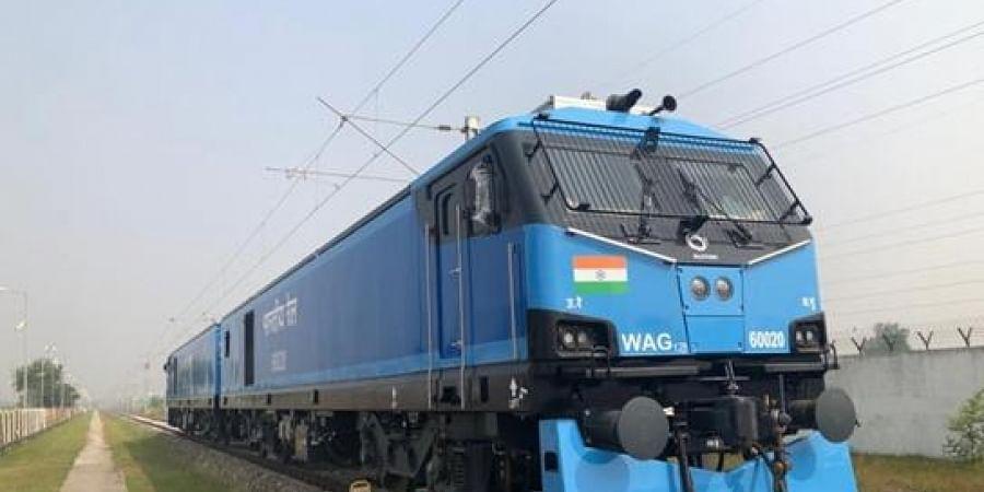 12000HP electric locomotive