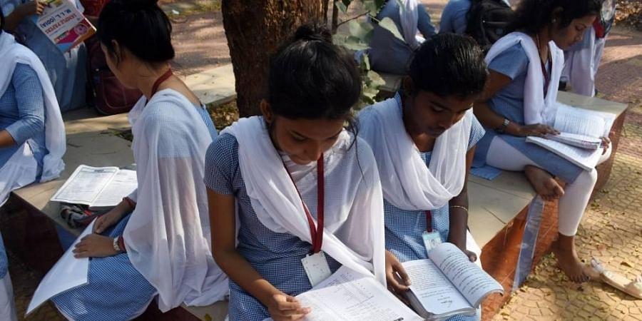 Students, school students, examinations, board exams