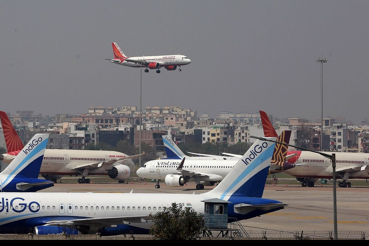 Lockdown 4 0 Aai Issues New Sop For Domestic Fliers Check Out The Details Here The New Indian Express