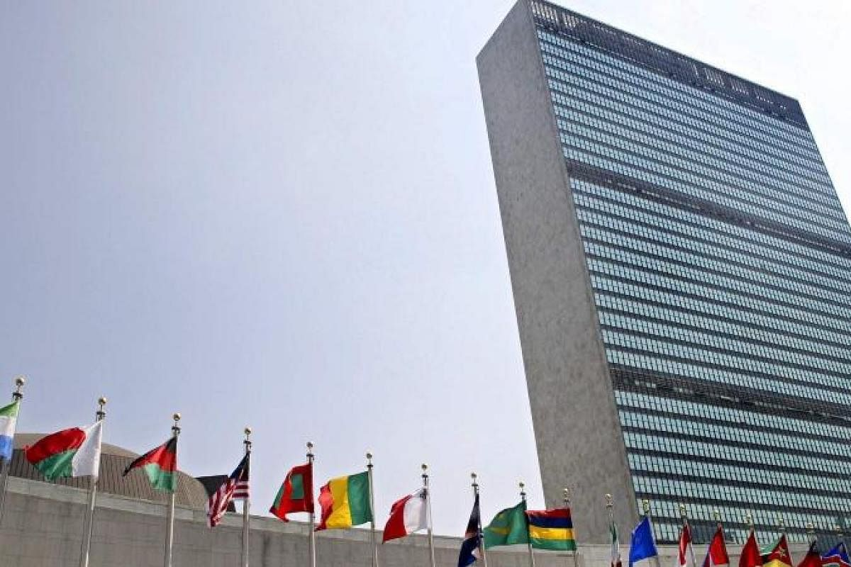UN headquarters preparing for three-phase reopening to 'new normal' amid  COVID-19- The New Indian Express