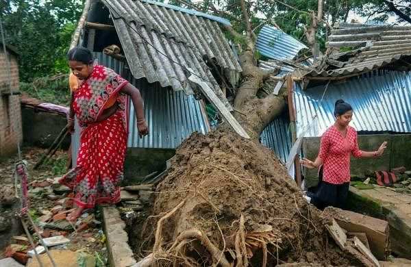 Bengal staring at record agri-loss due to Cyclone Amphan: Minister