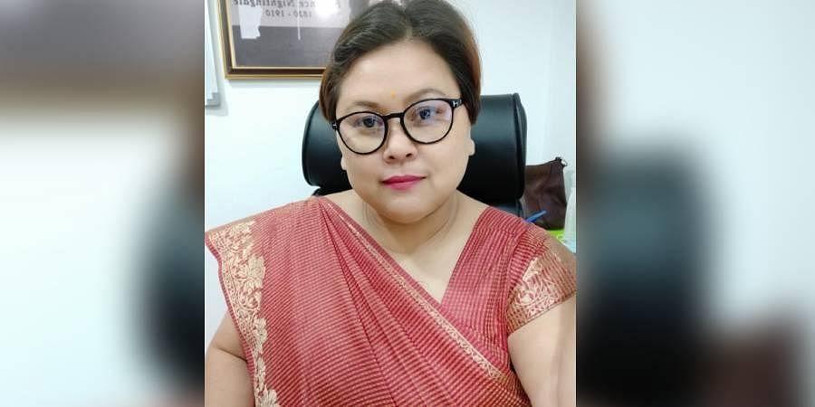 Y Samita works as an assistant nursing superintendent at a Kolkata hospital.