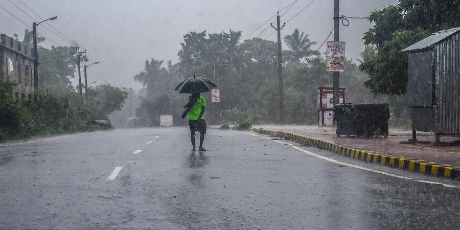Cyclone 'Amphan'