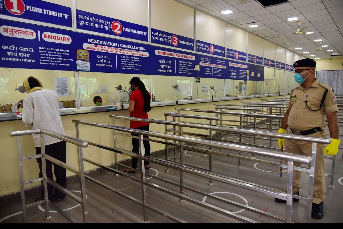 Indian Railways resumes booking of reserved tickets through counters,  portals- The New Indian Express