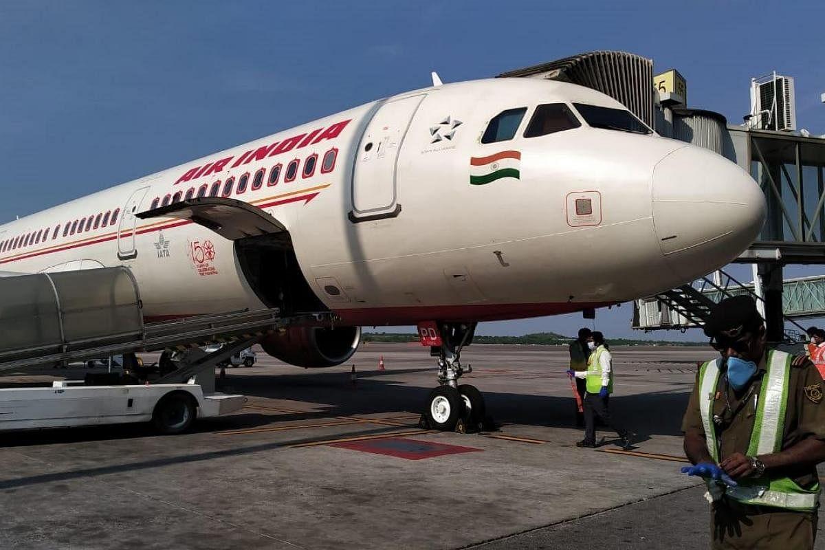 air india flight booking