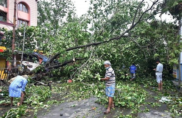 Cyclone Amphan: Old house in Kolkata trembled for four hours, brothers live to tell horror
