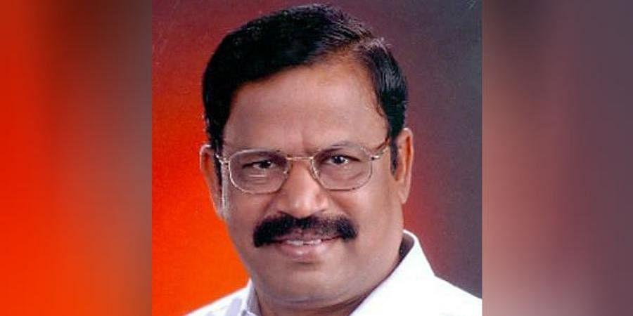 Senior DMK leader VP Duraisamy