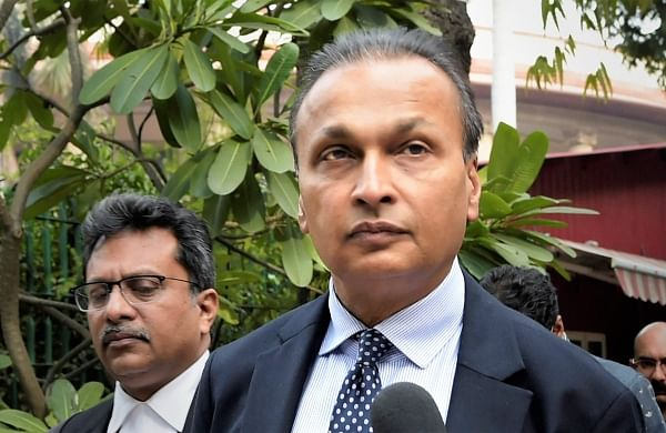 UK court orders Reliance Group chairman Anil Ambani to pay USD 717 million to Chinese banks