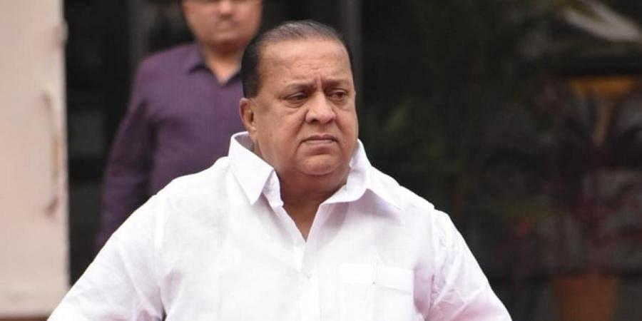 Maharashtra Rural Development Minister Hasan Mushrif