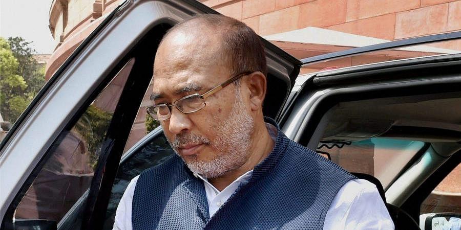 Manipur CM Biren Singh