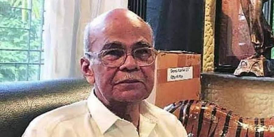 Senior trade union leader Dada Samant